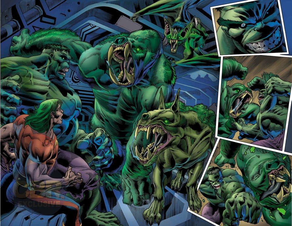 Immortal Hulk #16, anteprima 02