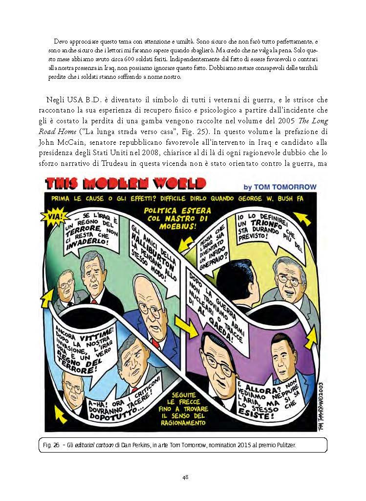Il Giornalismo a Fumetti, anteprima 01