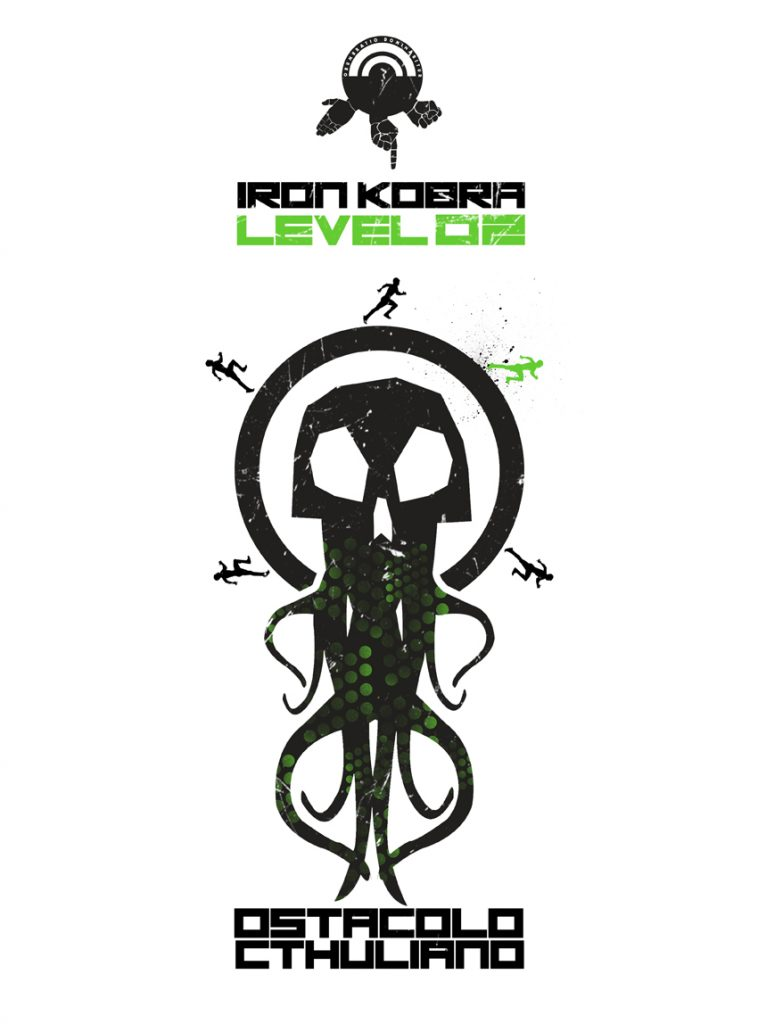 Iron Kobra, anteprima 01