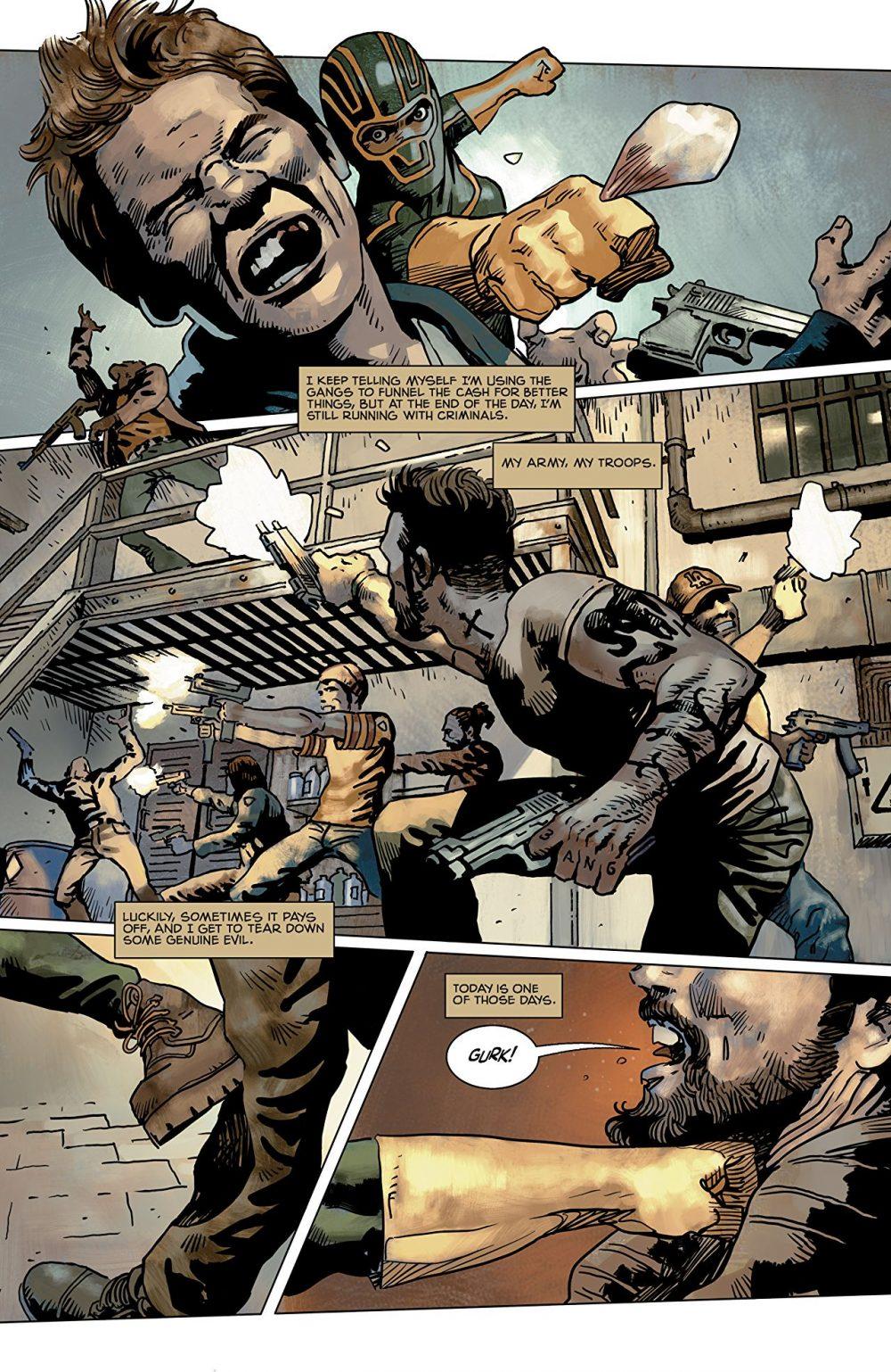 Kick-Ass #7, anteprima 01