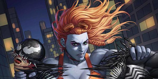 Lady Hellbender, Venom