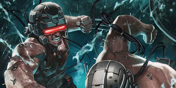 Wolverine, Weapon Plus