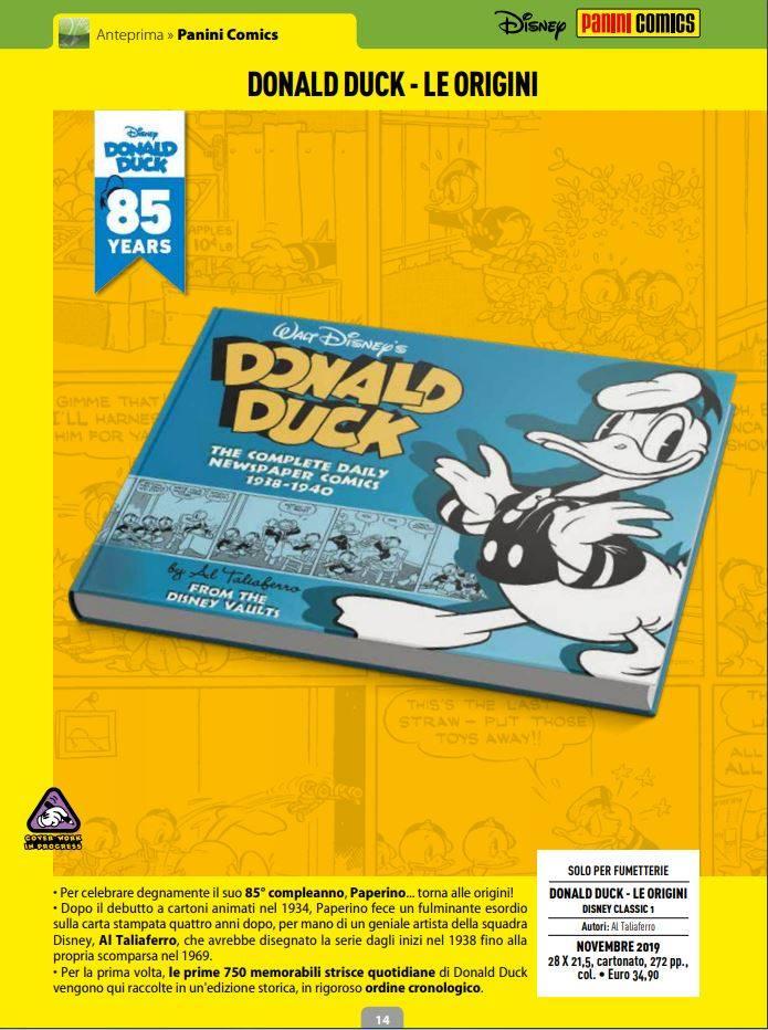 Cronologica Donald Duck Al Taliaferro vol. 1