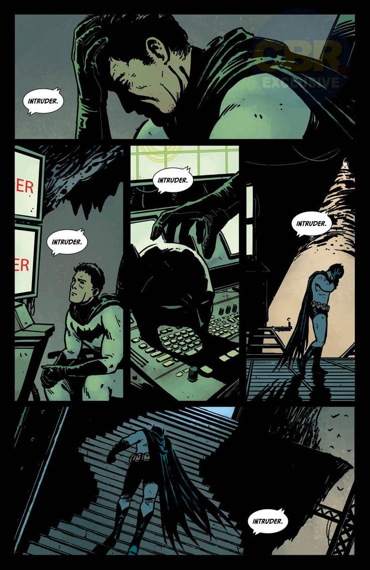 Batman #71, anteprima 01