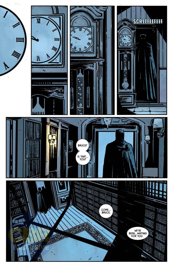 Batman #71, anteprima 02