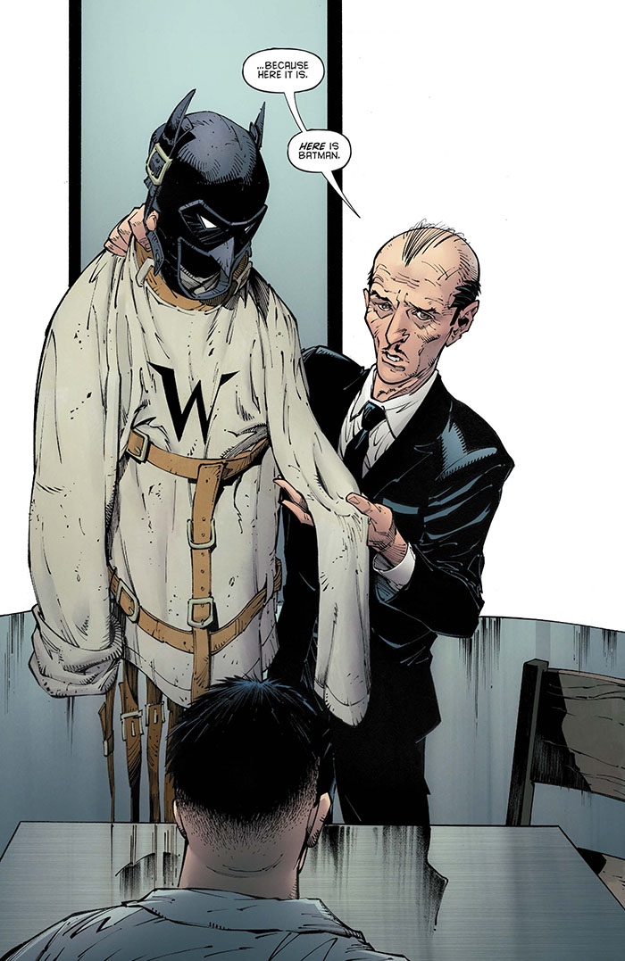 Batman: Last Knight on Earth #1, anteprima 02