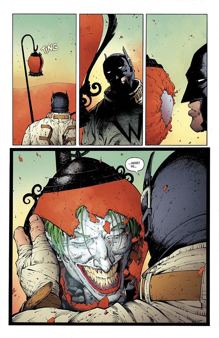 Batman: Last Knight on Earth #1, anteprima 06