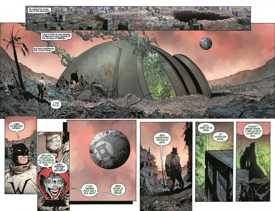 Batman: Last Knight on Earth #1, anteprima 03