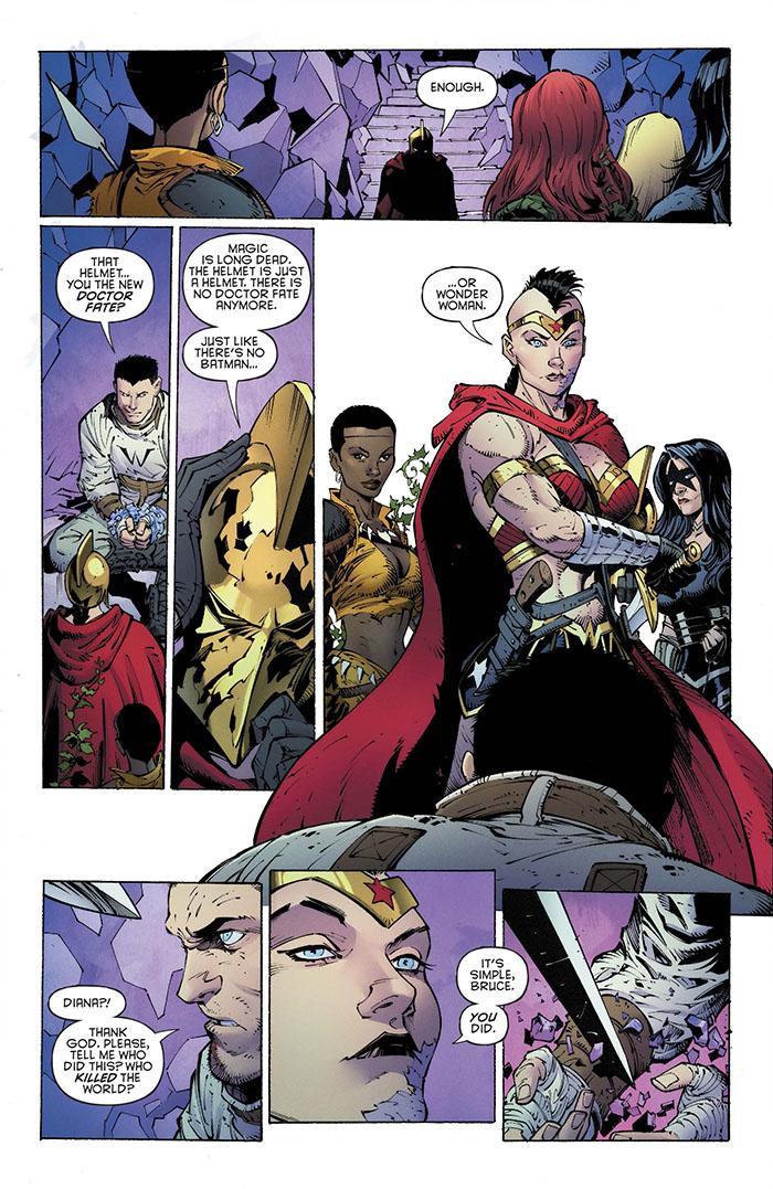 Batman: Last Knight on Earth #1, anteprima 05