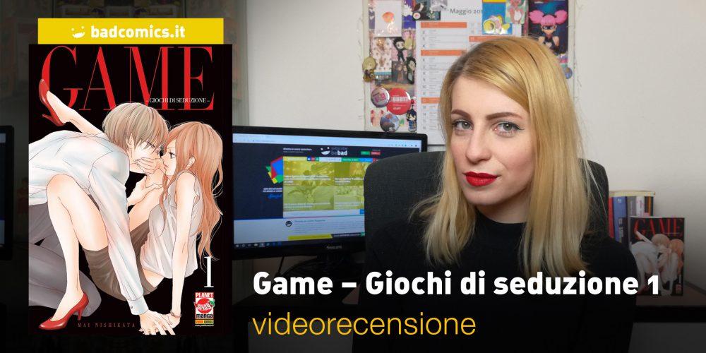 Game – Giochi di seduzione 1, la videorecenesione
