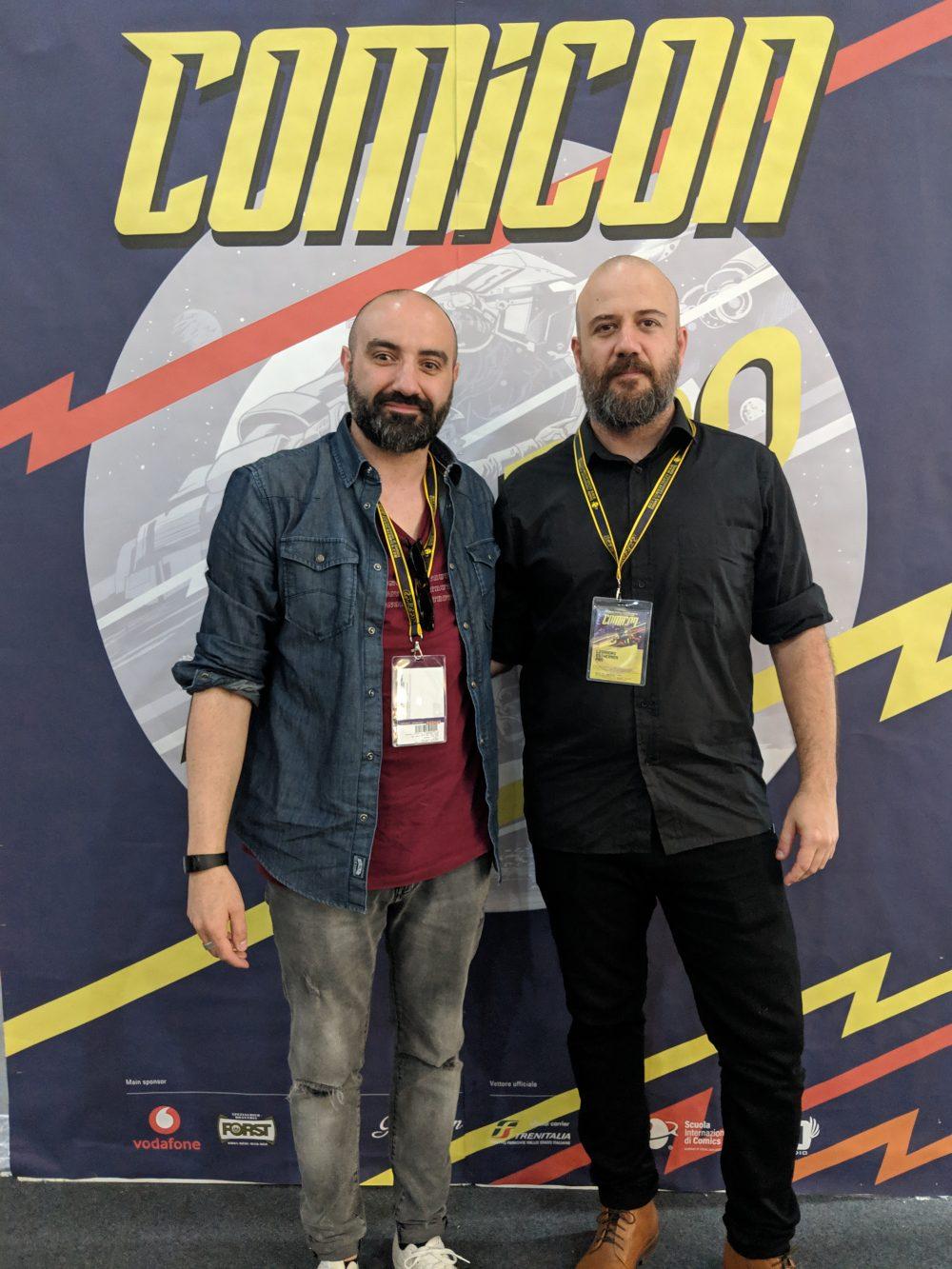 Pasquale Gennarelli e Lisandro Estherren