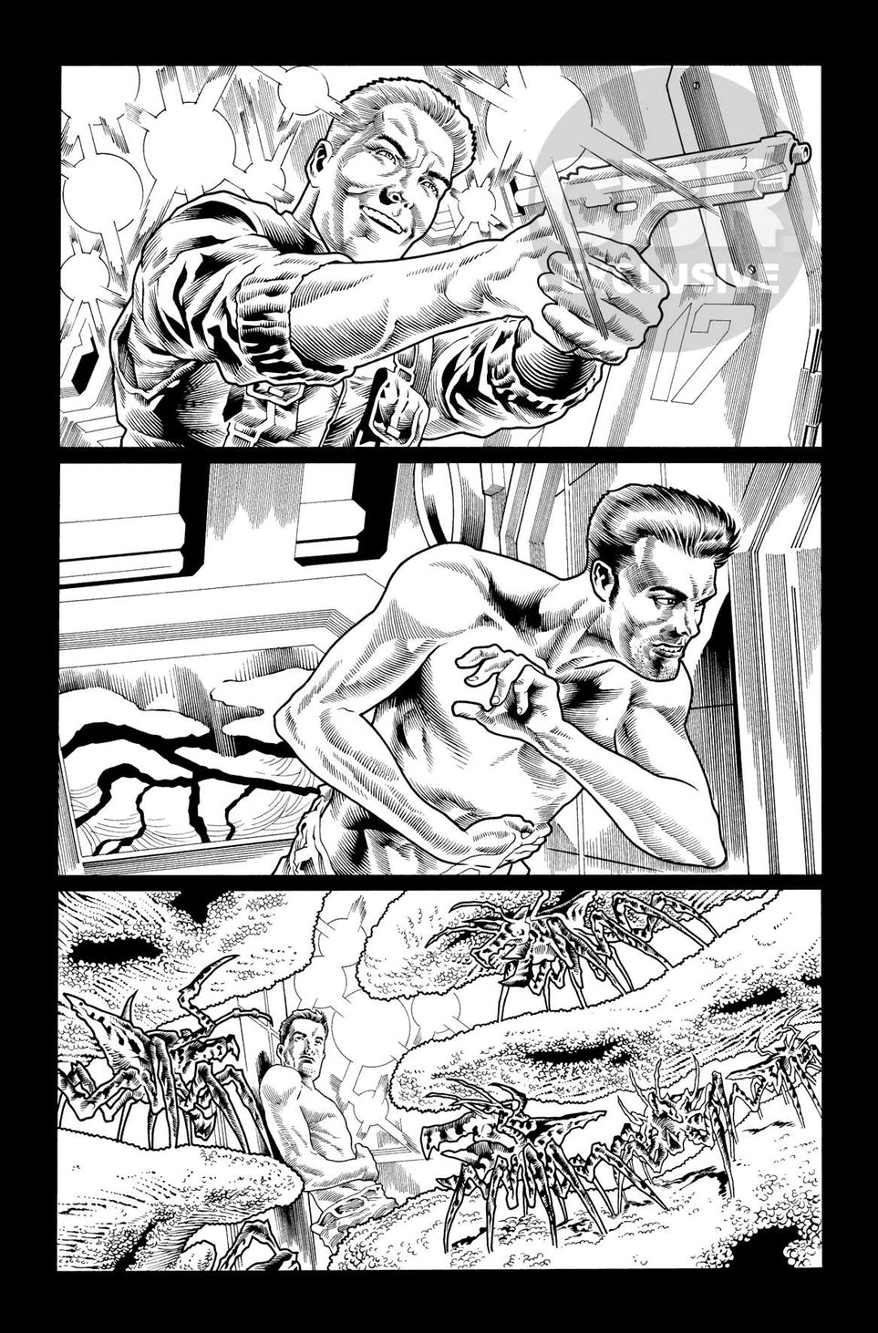 Immortal Hulk #17, anteprima 01