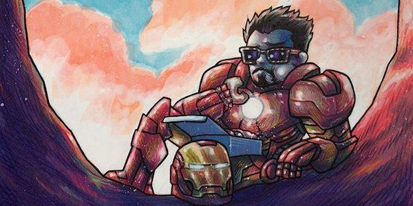 Dan Hipp Tony Stark