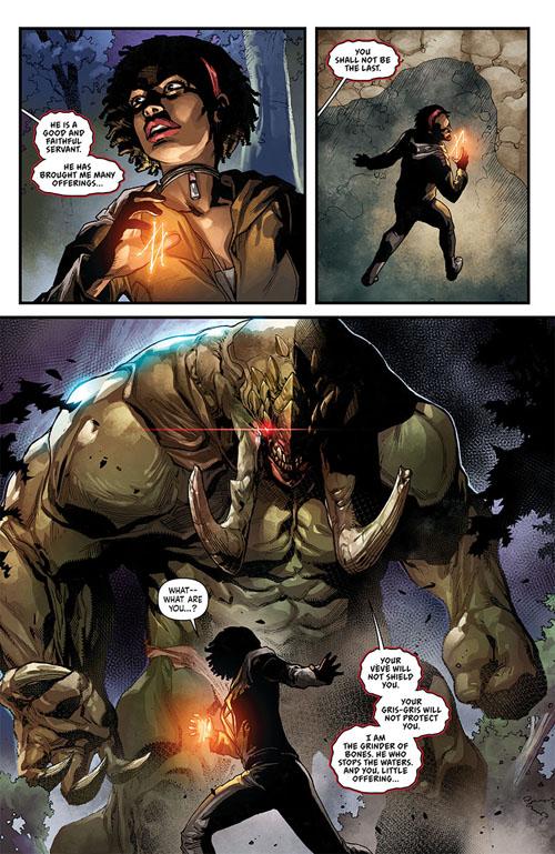 Shadowman #1, anteprima 06