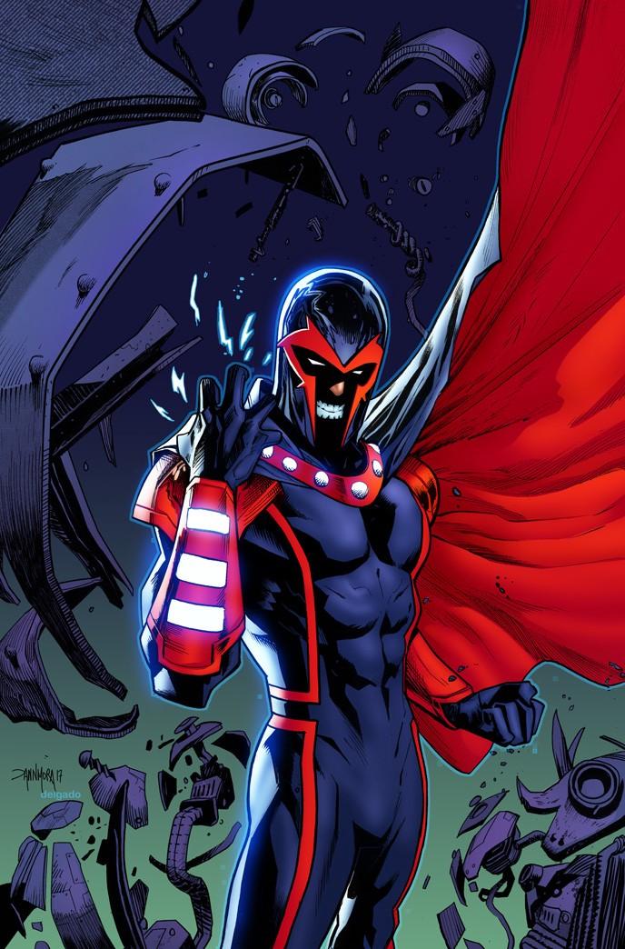 Secret Empire #5, variant cover di Dan Mora