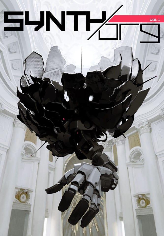 SYNTH/Org, copertina di LRNZ