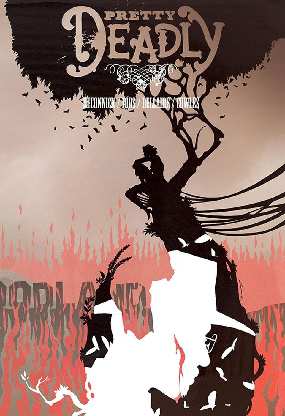 Pretty Deadly, copertina di Emma Rios