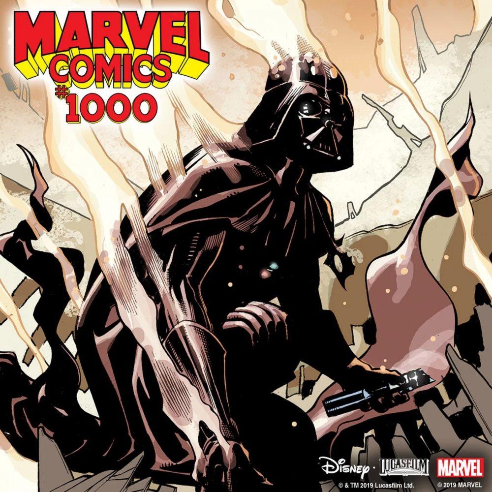 Darth Vader su Marvel Comics #1000