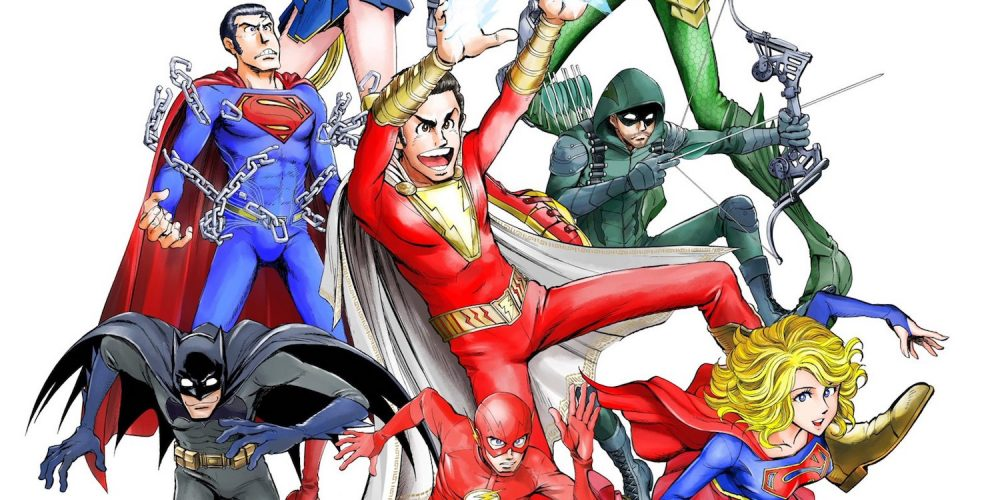 Eroi DC Monkey Punch