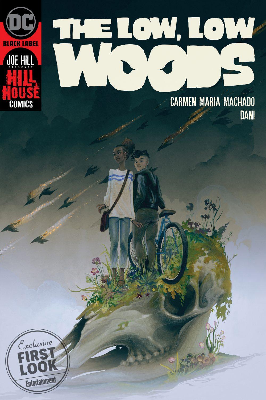 Low, Low Woods #1, copertina di Dani