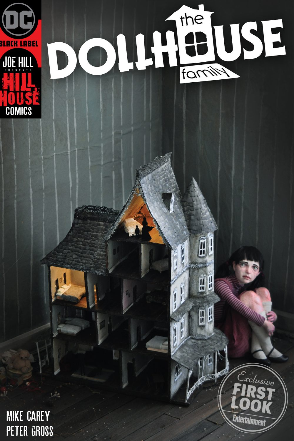 Dollhouse #1, copertina di Peter Gross