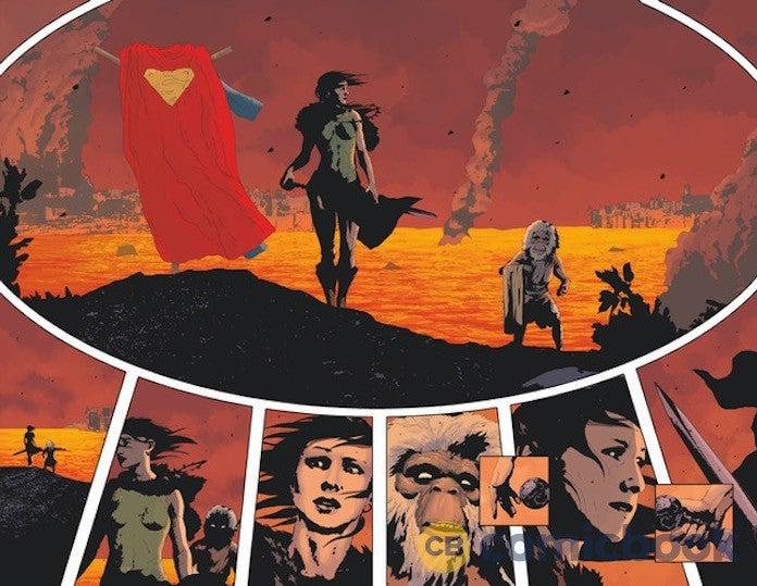 Legion of Super-Heroes: Millennium #1, anteprima 02