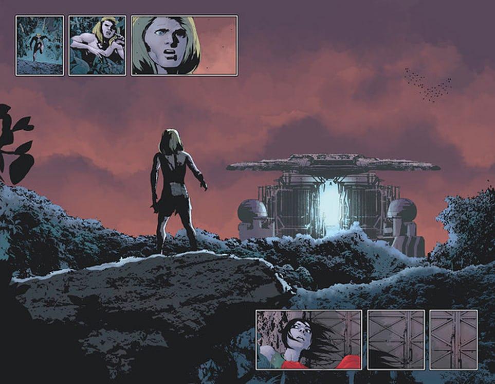 Legion of Super-Heroes: Millennium #1, anteprima 04