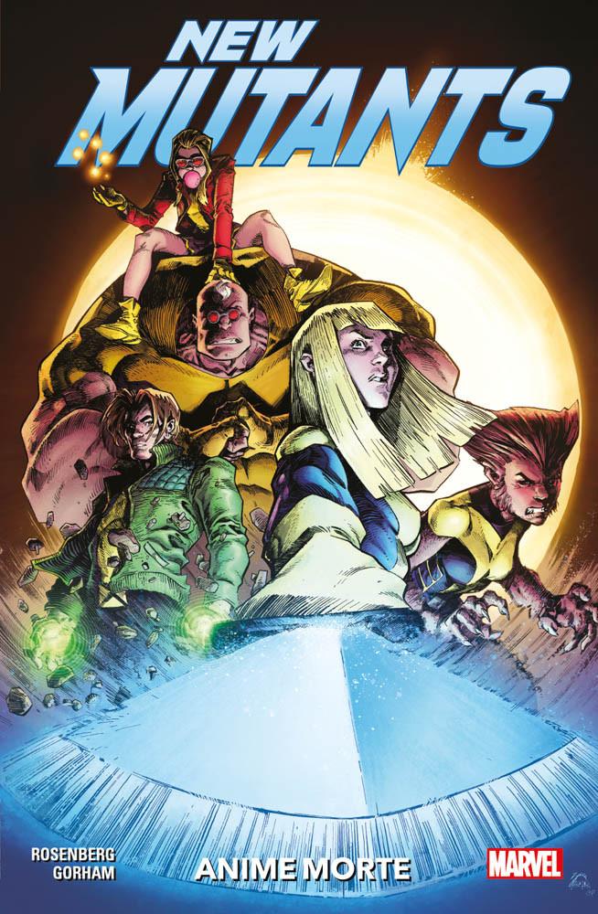 New Mutants: Anime morte, copertina di Ryan Stegman