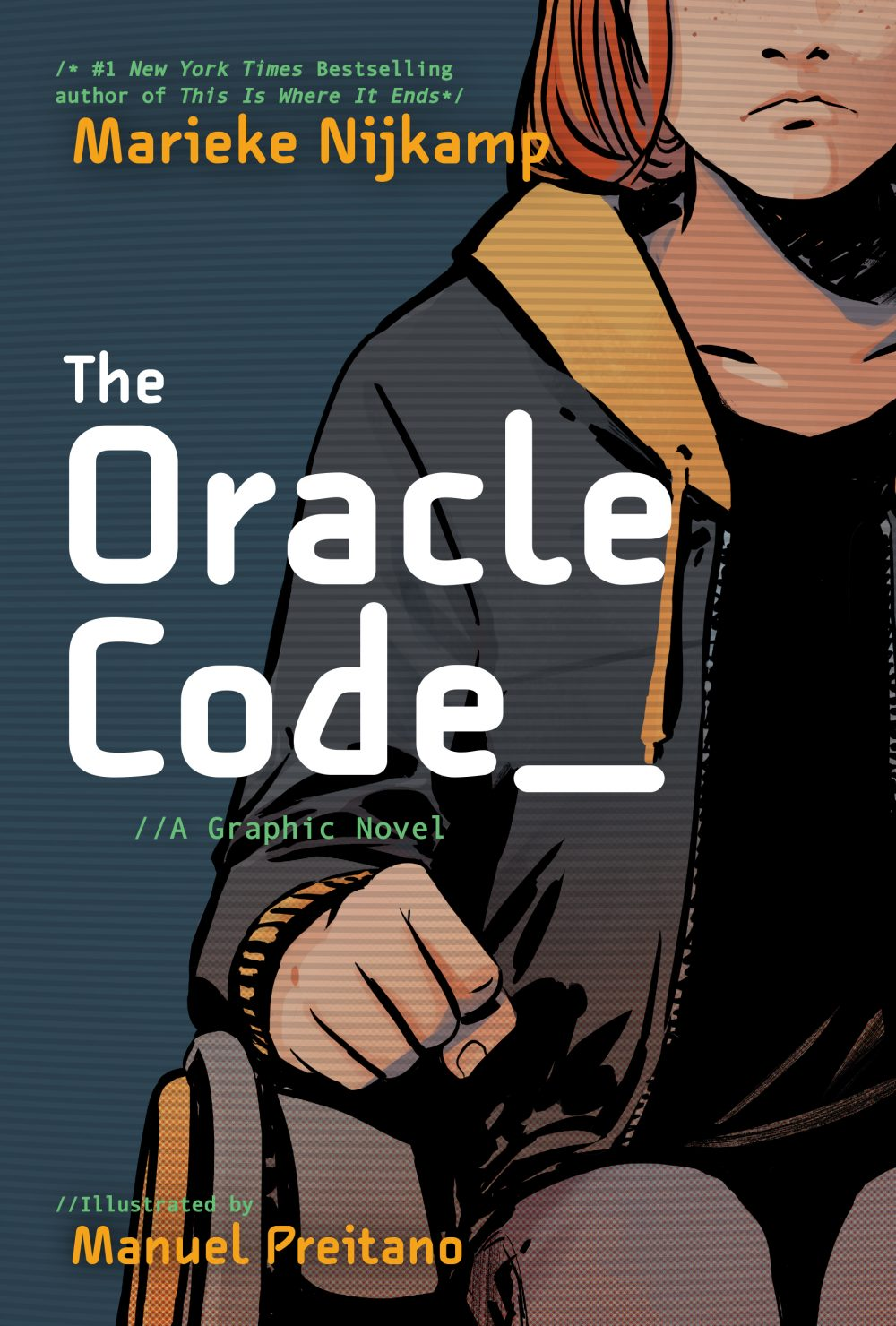 The Oracle Code di Manuel Preitano