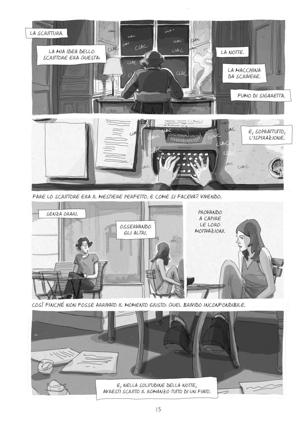 Pigiama computer biscotti, anteprima 09