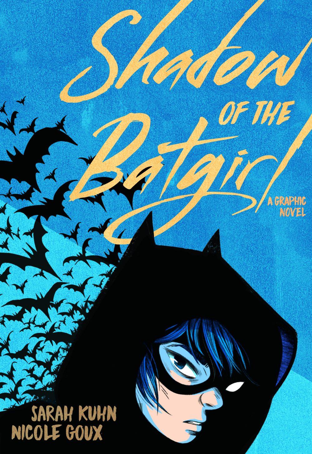 Shadow of the Batgirl, copertina di Nicole Goux