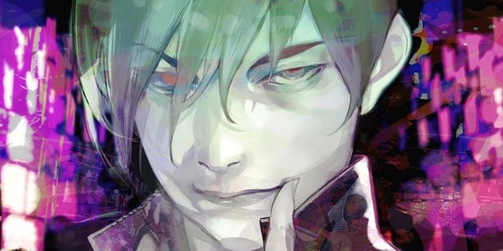 Tokyo Ghoul S, illustrazione di Sui Ishida