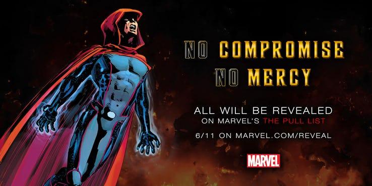Wiccan, teaser Marvel