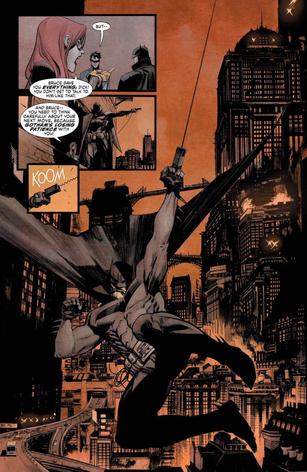 Batman: White Knight #5, anteprima 05