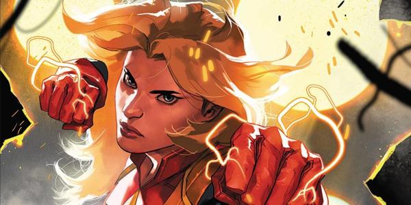 Captain Marvel Fearless