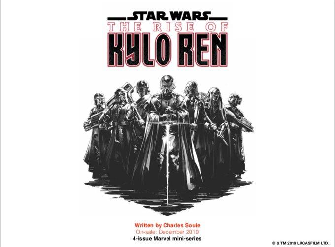 Rise of Kylo Ren