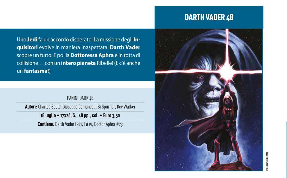 Darth Vader su Anteprima