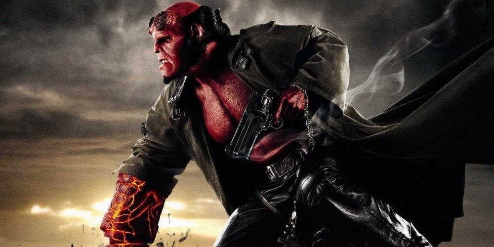 Hellboy Del Toro