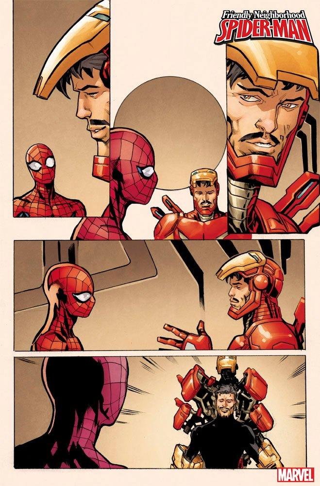 Friendly Neighborhood Spider-Man #10, anteprima 02