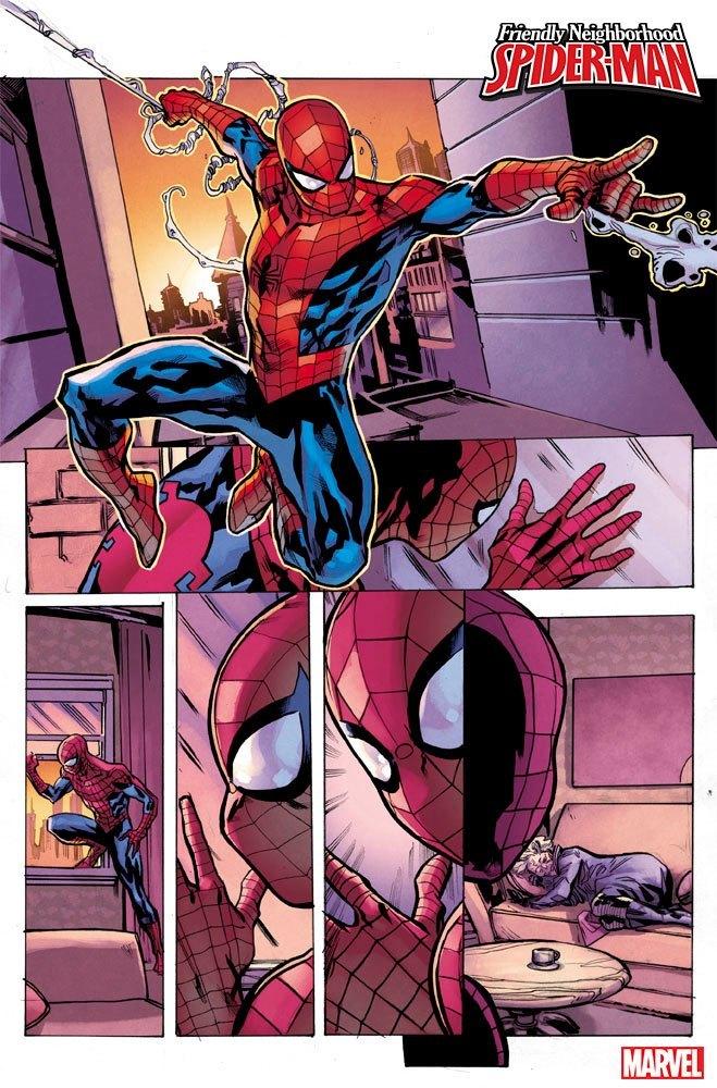 Friendly Neighborhood Spider-Man #10, anteprima 03