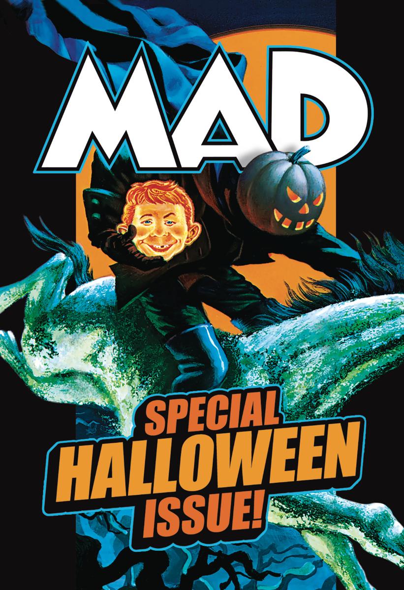MAD #10, copertina di Usual Gang of Idiots