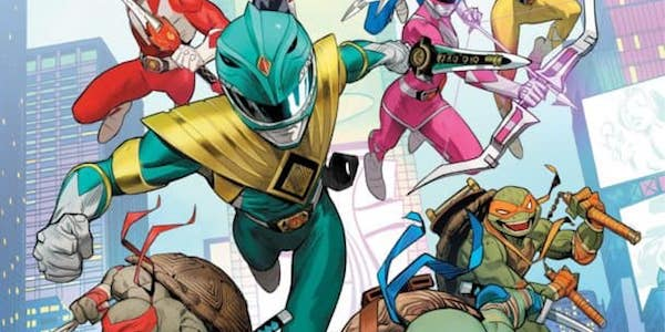 Power Rangers Tartarughe Ninja