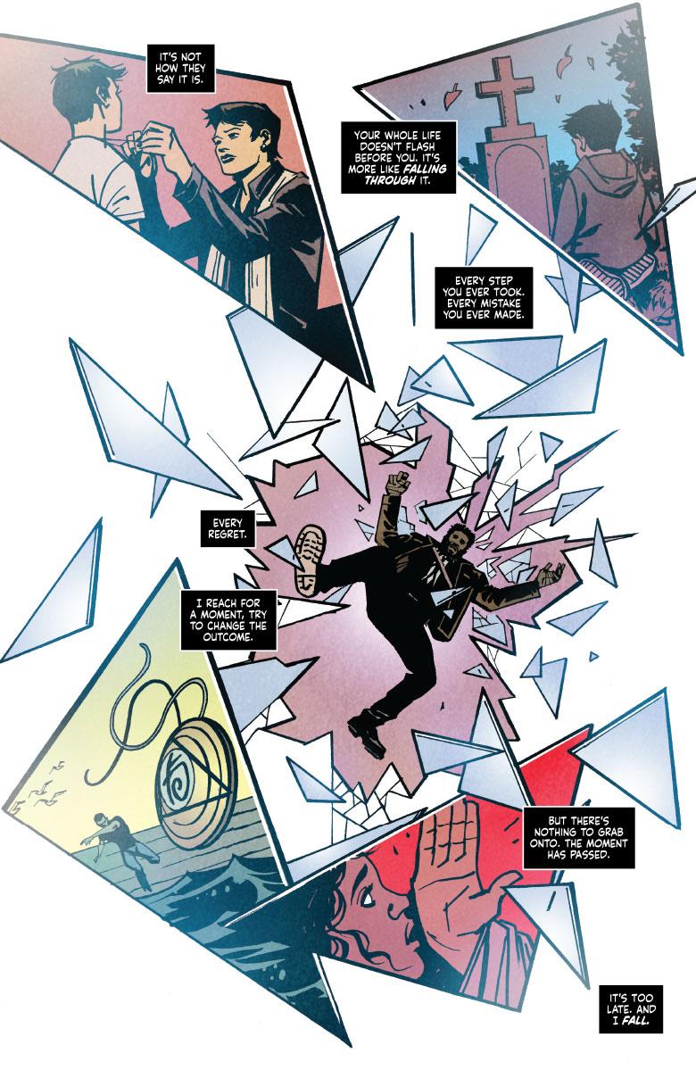 Shadowman #4, anteprima 01