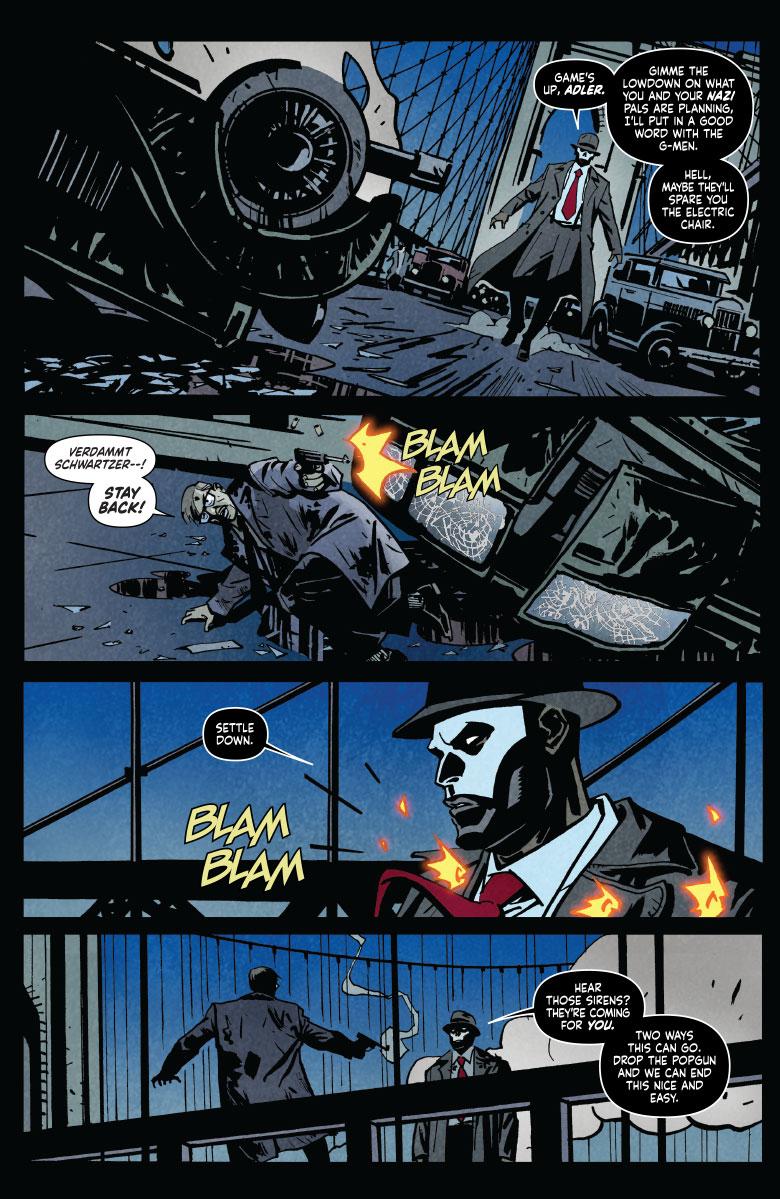 Shadowman #4, anteprima 05