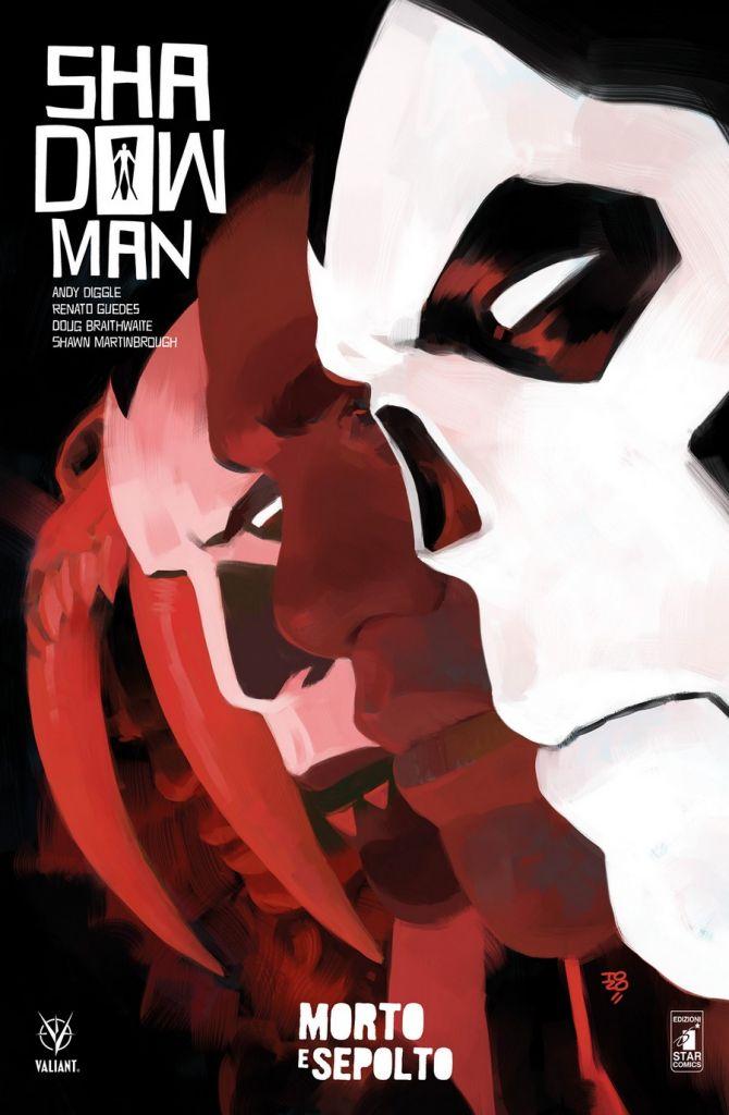 Shadowman vol. 2: Morto e sepolto, copertina di Tonci Zonjic
