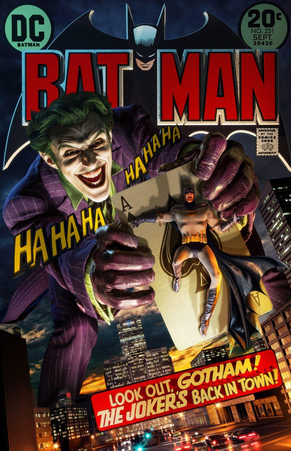 Batman #251, tributo di Harley's Joker
