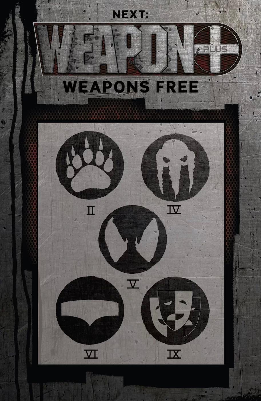 Wolverine & Captain America: Weapon Plus #1, anteprima 05