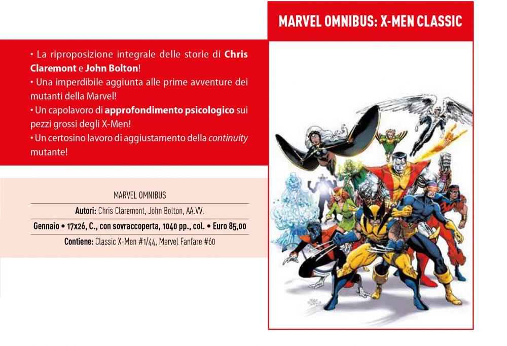 X-Men Classic su Anteprima