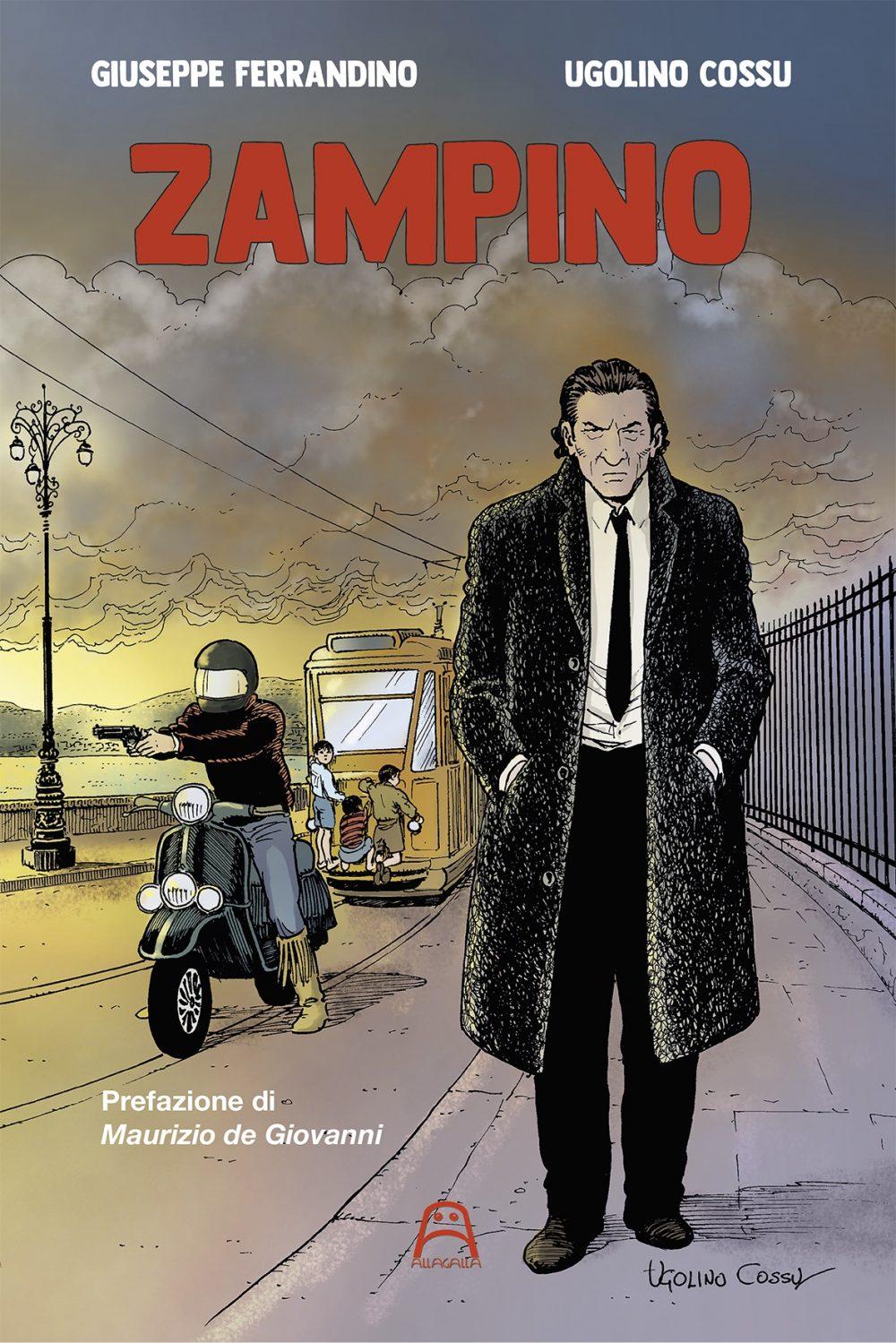 Zampino, copertina di Ugolino Cossu, Simona Accettura