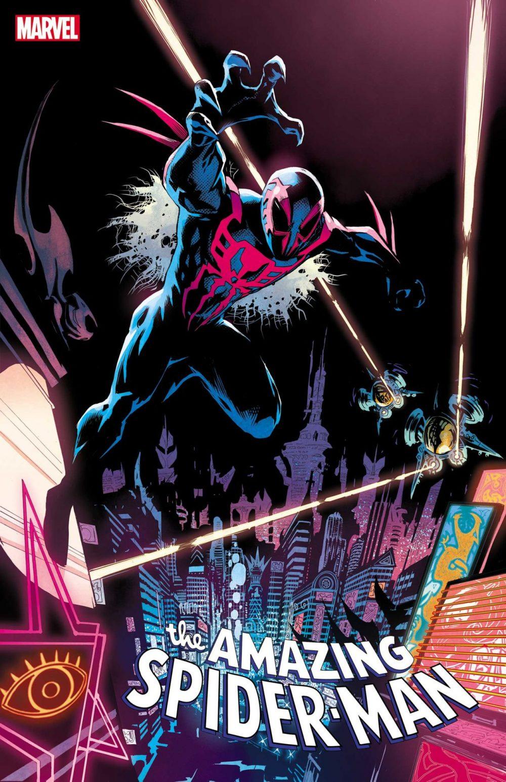Amazing Spider-Man #33, copertina di Patrick Gleason